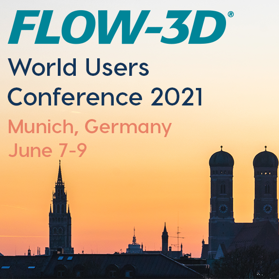 FLOW-3D World Users Conference Munich